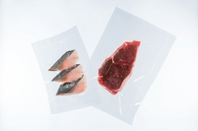 Toppan develops new packaging for frozen storage of food